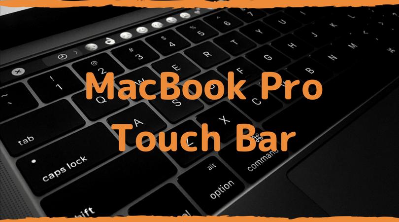 MacBook Proは断然Touch Bar付きがオススメ!MacBook Pro2016のレビュー