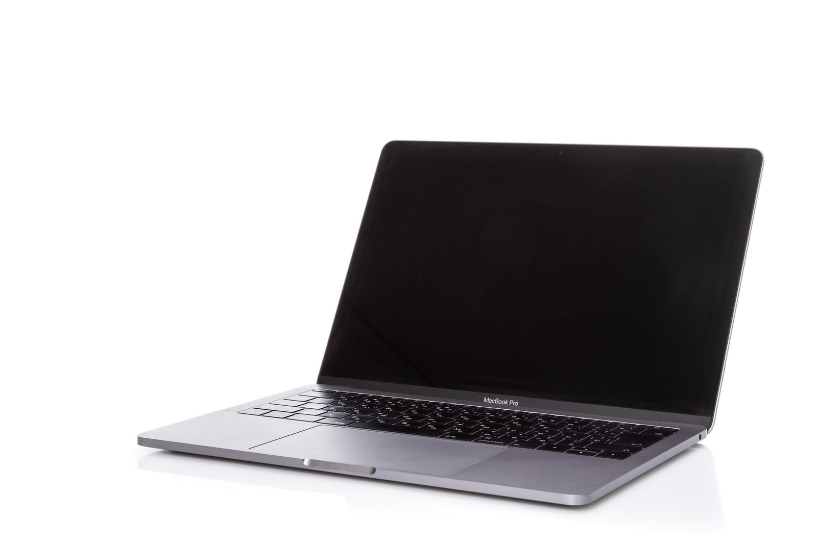 MacBook Pro2016はちょっと小さくなった