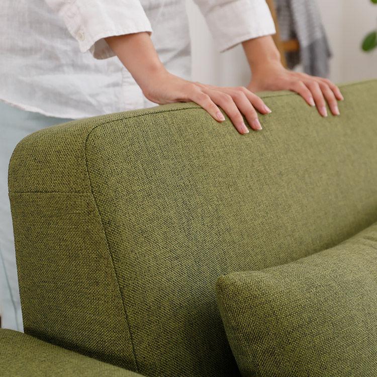 LOWYAのデザインソファは組み立て簡単