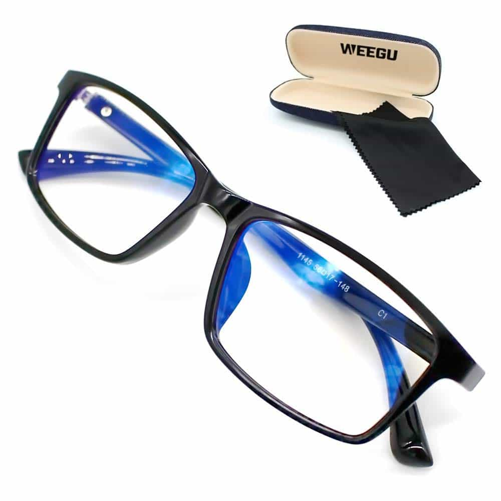 WEEGU|ブルーライトカットメガネ
