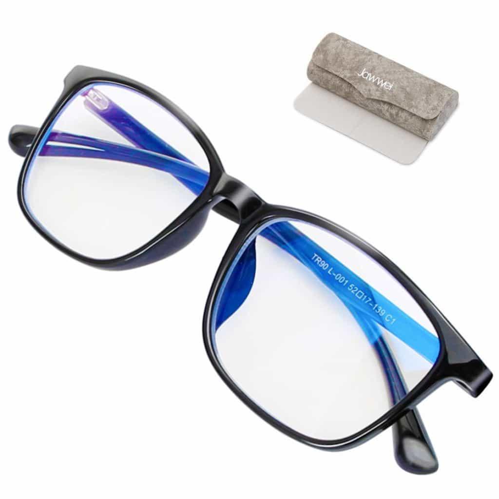 Jawwei|ブルーライトカットメガネ
