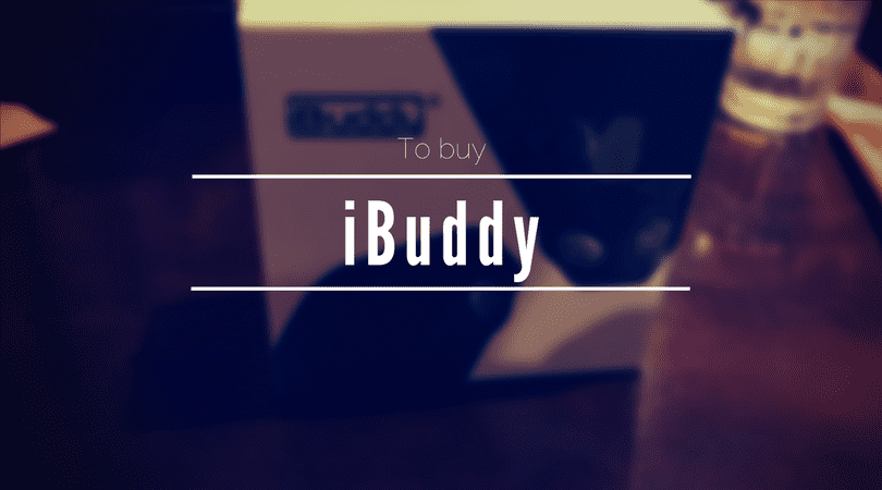 iQOSが吸えるiBuddy