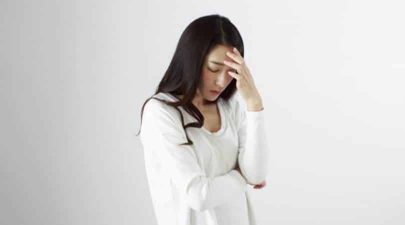 妊娠、授乳期間中は頭痛になりやすい