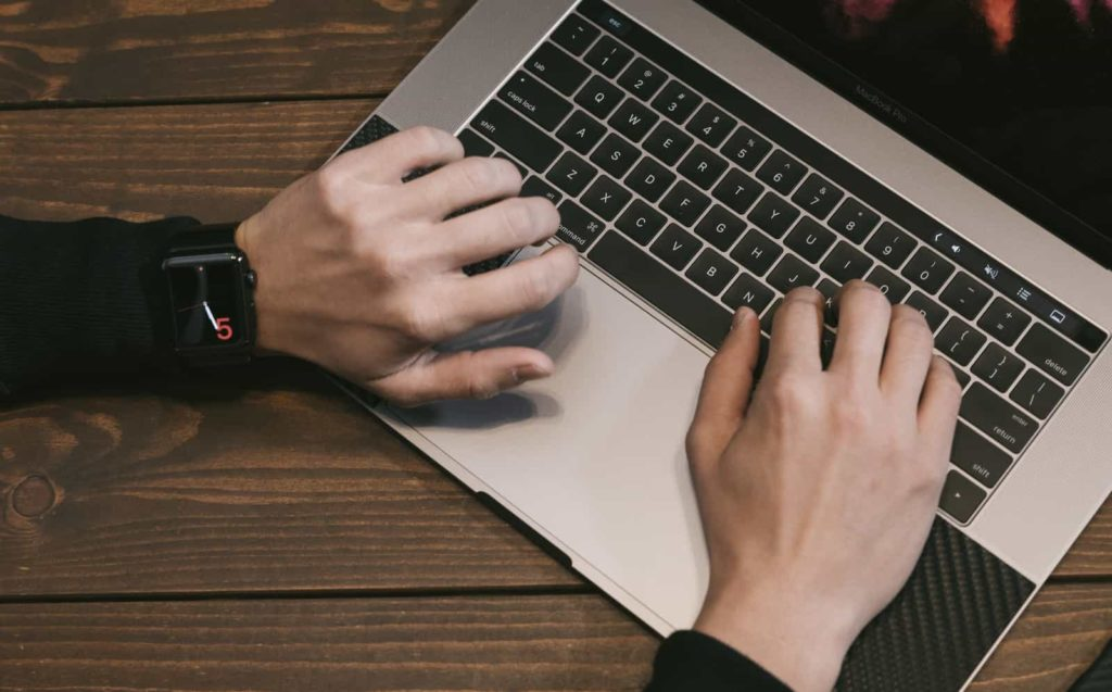 MacBookは見た目がかっこいい