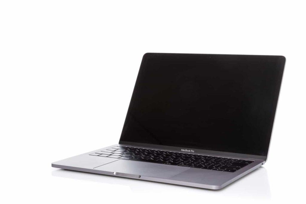 MacBookは全体的にちょっと小さくなった