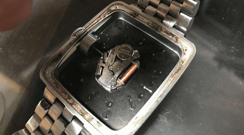 サルタンのボタン電池