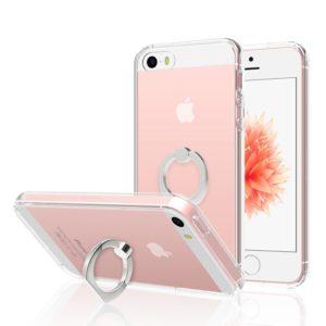 リング付きiPhoneケース